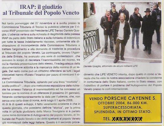 Articolo Life 2007